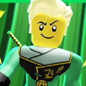 Игра Лего ниндзяго в Роблокс