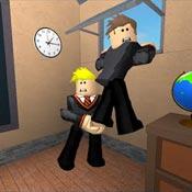 Игра Роблокс Побег из школы