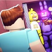 Игра Роблокс: Управление страшным лифтом