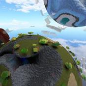 Игра Роблокс: Враждебная планета
