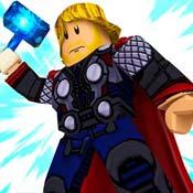 Игра Супергерои в Роблокс