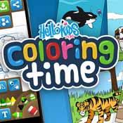 Игра Раскраска для мальчиков 5 лет
