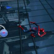 Игра Человек паук: Бег по стенам