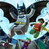 Игра Лего Бэтмен для мальчиков