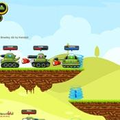 Игра Гнев танков для 5 лет