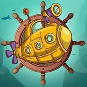 Игра Подводные приключения субмарины