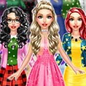 Игра Принцессы Диснея: Кто красивее?