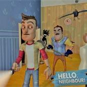 Игра Привет сосед: Убеги из дома