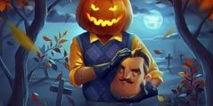 Новость По случаю Хеллоуина выпущен новый трейлер Привет сосед