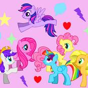 Игра Май литл пони: Создай персонажа