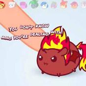 Игра Не трогай чиби пони