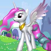 Игра Пони креатор 4: Создай красотку