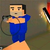 Игра Блок страйк: Перестрелки