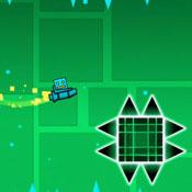 Игра Геометрия даш: Полная версия