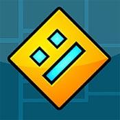 Игра Геометрия даш: Яркое путешествие