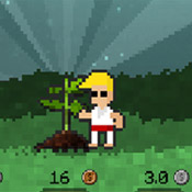 Игра Кликни по дереву