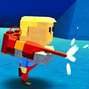 Игра Когама: Майнкрафт война