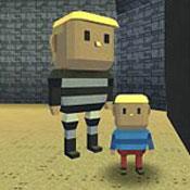 Игра Когама побег из тюрьмы