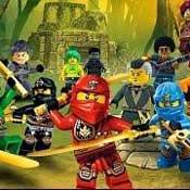 Игра Лего Ниндзяго: Полет Джея