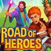Игра Кликер Приключения героя