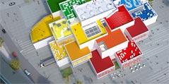 Новость В Дании появился Лего дом
