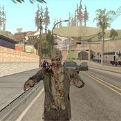 Игра ГТА Зомби апокалипсис