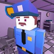 Игра Майнкрафт: Пиксельные копы