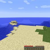 Игра Майнкрафт: Выжить в океане
