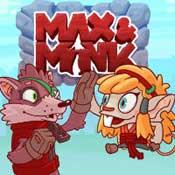 Игра Макс и Минк