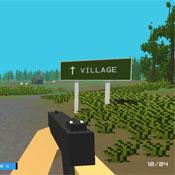Игра Пиксельная война 6