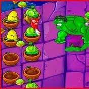 Игра Растения против зомби 4: Атака с неба
