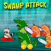 Игра Свамп атак