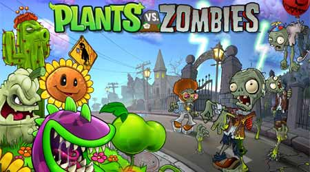 Игры Зомби против растений