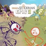 Игра Draw a Stickman Epic 2