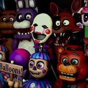 Игра Five Nights at Freddy s simulator