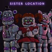 Игра FNaF Sister Location