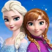Игра Холодное сердце Эльза и Анна