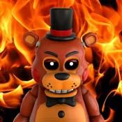 Игра Мишка Фредди 7