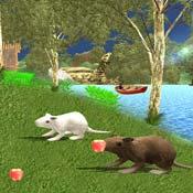 Игра Мышь в драке