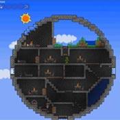Игра Новая Террария: Космос