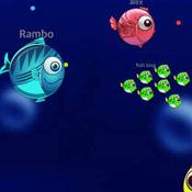 Игра Рыбы ио