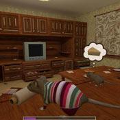 Игра Симулятор квадратной мыши