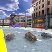 Игра Симулятор мыши: 3д погоня