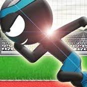 Игра Стикман: спринтерский забег