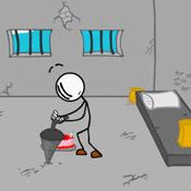 Игра Стикмен: Побег из тюрьмы