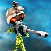 Игра Стикмен снайпер: возглавь спецотряд