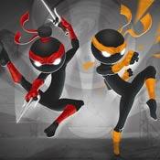 Игра Стикмен: техника ниндзя
