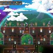 Игра Террария: Магическое оружие
