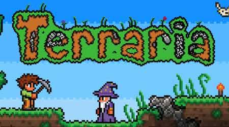 Игры Террария