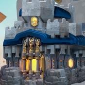 Игра Клэш оф кланс: Защита ратуши
